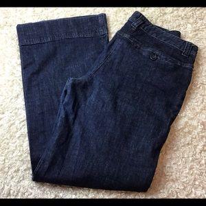 J.Jill stretch wide leg ladies jeans